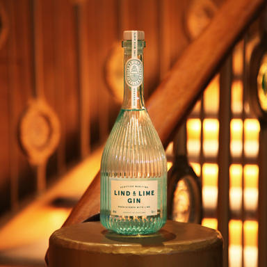 Lind & Lime Gin 700ml - Kent Street Cellars