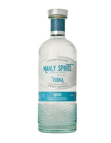 Manly Spirits Marine Botanical Vodka - Kent Street Cellars