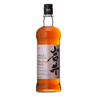 Mars Iwai Tradition Wine Cask Finish Japanese Whisky - Kent Street Cellars