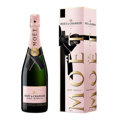Moët & Chandon Impérial Rosé Living Ties Limited Edition - Kent Street Cellars
