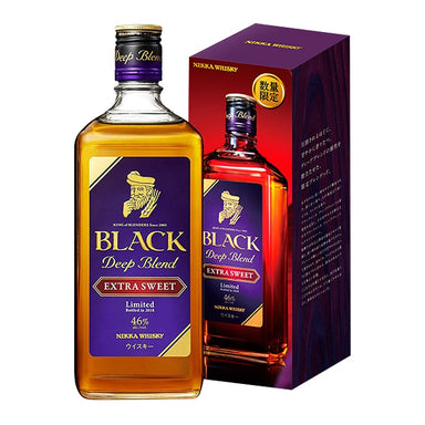 Nikka Black Deep Blend Extra Sweet Limited Edition 2018 - Kent Street Cellars