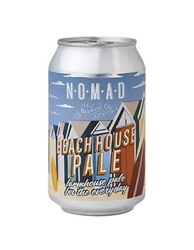 Nomad Brewing Beach House Pale Ale (Case) - Kent Street Cellars