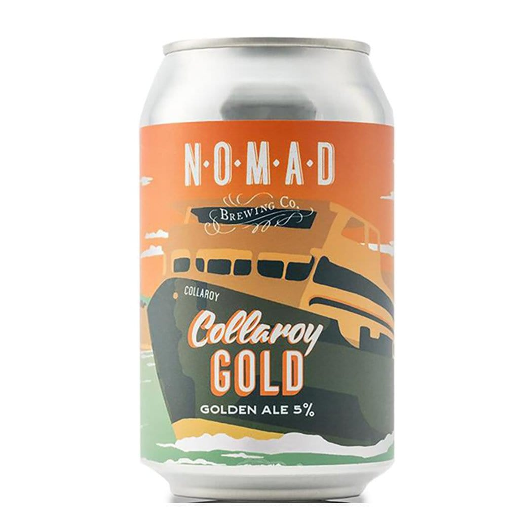 Nomad Brewing Collaroy Gold Golden Ale Can (Case)
