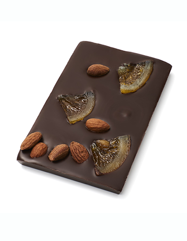 Koko Black Orange & Almond Dark Chocolate Block - Kent Street Cellars