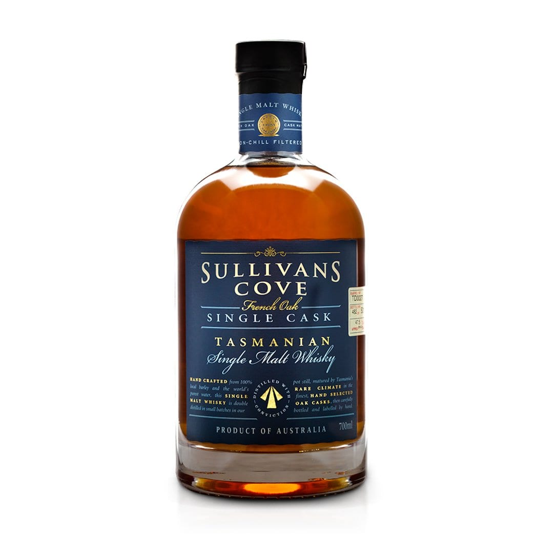 Sullivans Cove French Oak Single Cask Single Malt Whisky