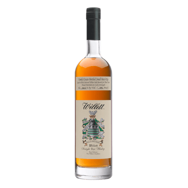 Willett Family Estate 4 Year Old Small Batch Rare Release Cask Strength Straight Rye Whiskey 750ml - Kent Street Cellars