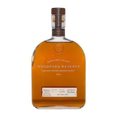 Woodford Reserve Kentucky Straight Bourbon Whiskey 700mL - Kent Street Cellars