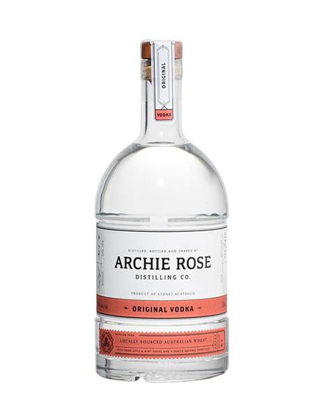 Archie Rose Vodka - Kent Street Cellars