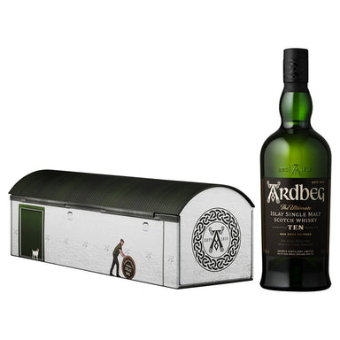 Ardbeg 10 Year Old Warehouse Pack Gift Box - Kent Street Cellars