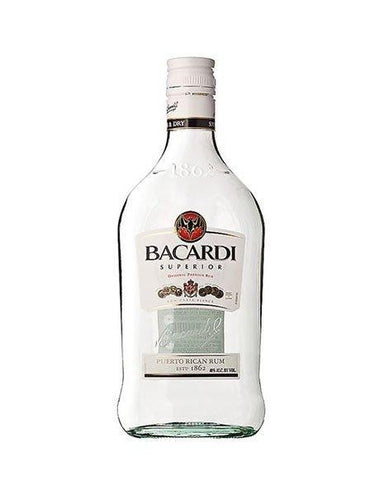Bacardi Rum 375Ml - Kent Street Cellars