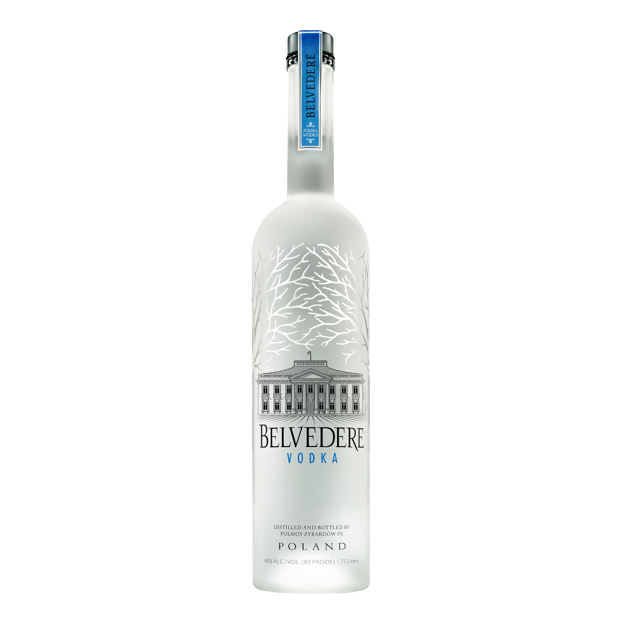 Belvedere Vodka 1.75L - Kent Street Cellars