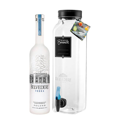 Belvedere Vodka + Brunch Jar - Kent Street Cellars