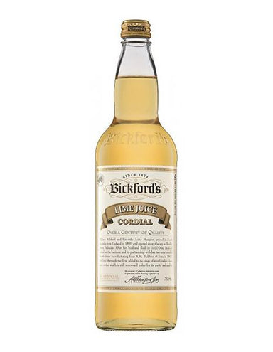 Bickfords Lime Juice Cordial - Kent Street Cellars