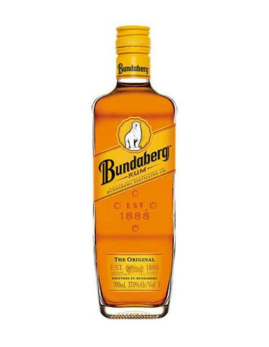 Bundaberg Original Underproof Rum 700ml - Kent Street Cellars
