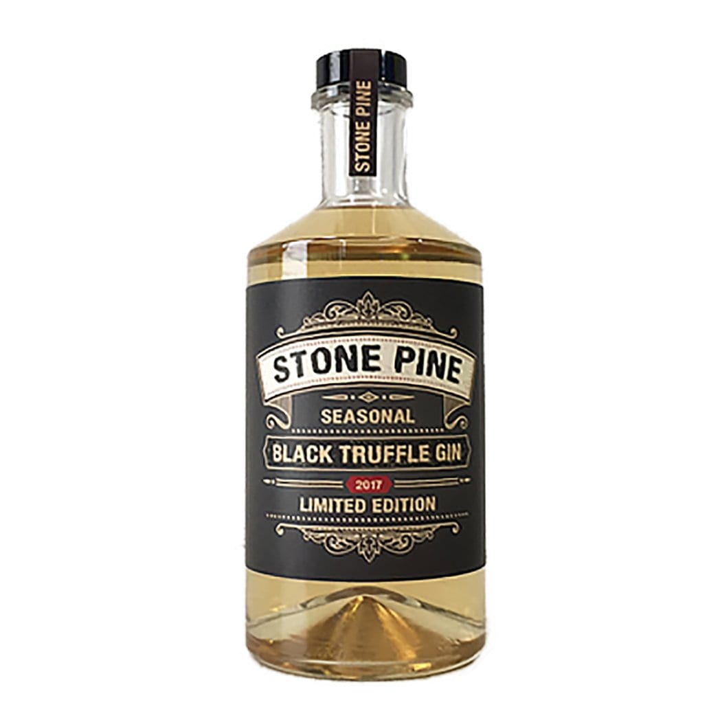 Stone Pine Distillery Seasonal Black Truffle Gin 700ml