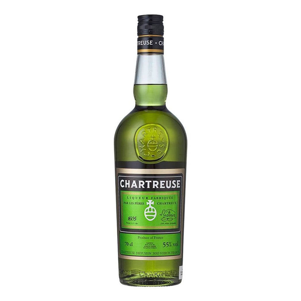 Chartreuse Green Liqueur 700ml - Kent Street Cellars