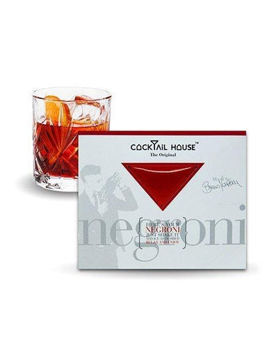 The Original Cocktail House - Negroni - Kent Street Cellars