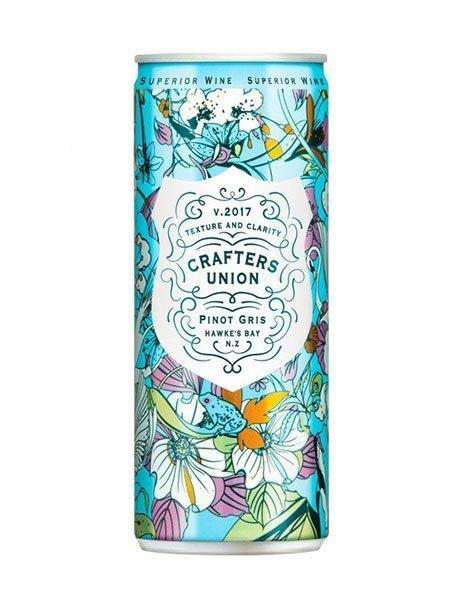 Crafters Union Pinot Gris (Can) - Kent Street Cellars