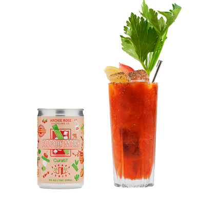 Curatif Escape Series Archie Rose Bloody Mary (Can) - Kent Street Cellars