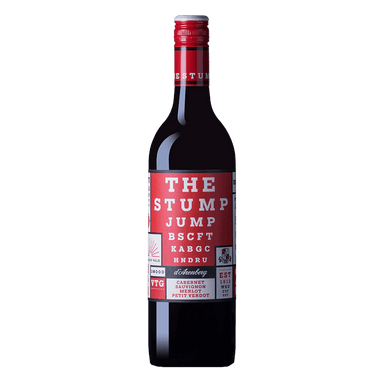 d'Arenberg The Stump Jump Cabernet Sauvignon Merlot 2017 - Kent Street Cellars