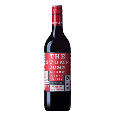 d'Arenberg The Stump Jump Grenache Shiraz Mourvèdre 2017 - Kent Street Cellars