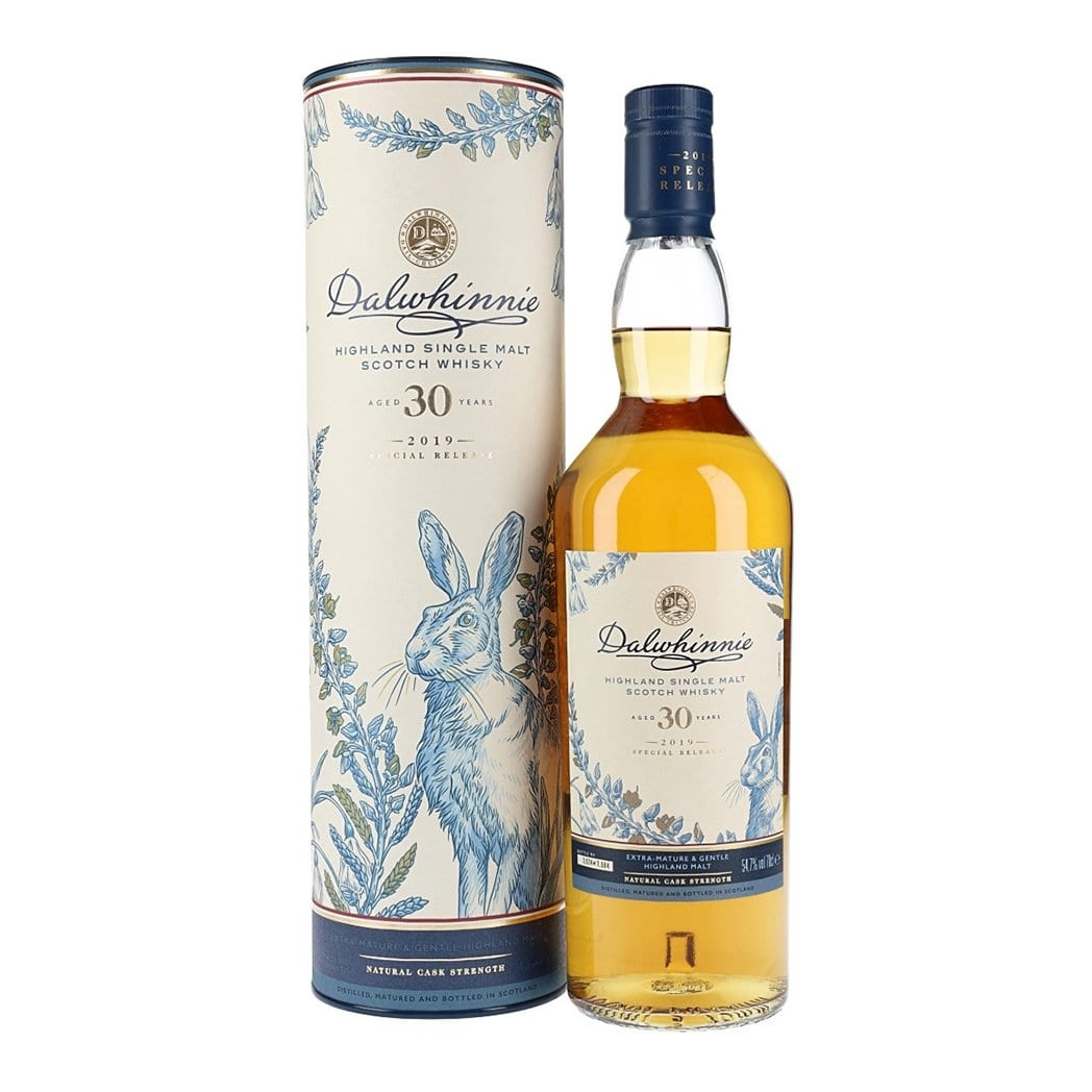 Dalwhinnie 30 Year Old Scotch Whisky Special Release 2019