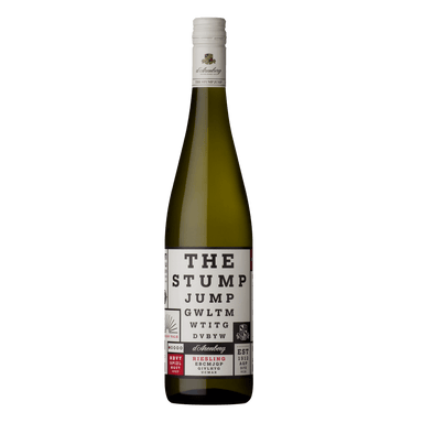 d'Arenberg The Stump Jump Riesling 2019 - Kent Street Cellars