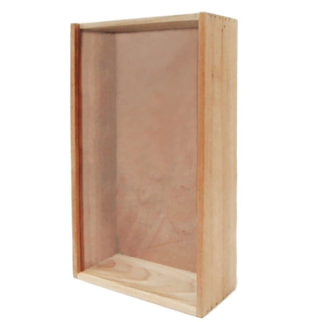 Double Bottle Wooden Wine Gift Box - Kent Street Cellars