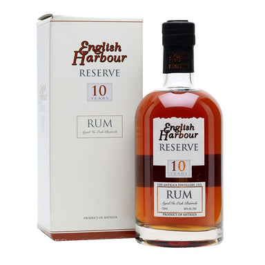 English Harbour Reserve 10 Year Old Rum 750ml - Kent Street Cellars