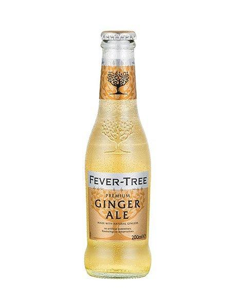 Fever Tree Ginger Ale 200ml (Case) - Kent Street Cellars