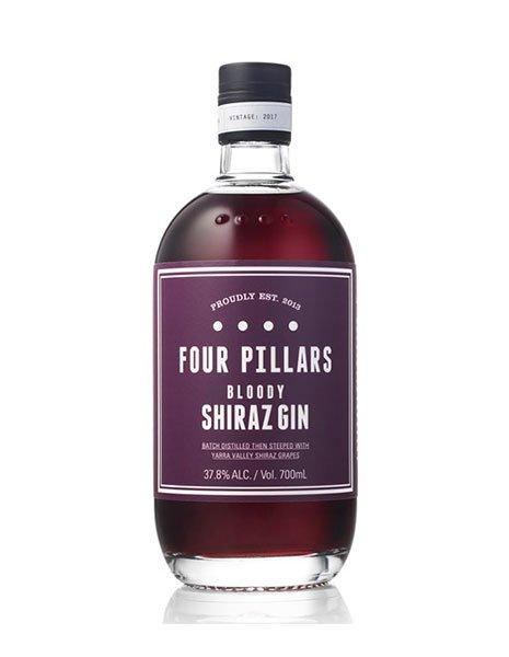 Four Pillars Bloody Shiraz Gin - Kent Street Cellars