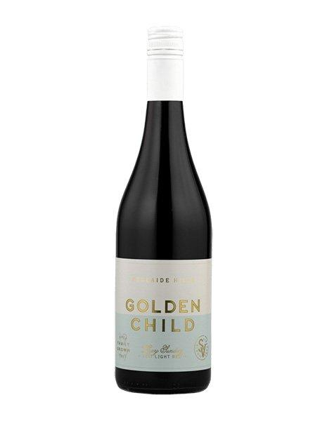 Golden Child Lazy Sunday Light Red - Kent Street Cellars