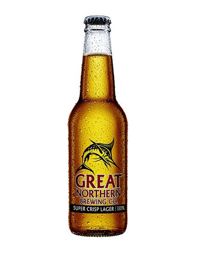 Great Northern Super Crisp Lager (Case) - Kent Street Cellars