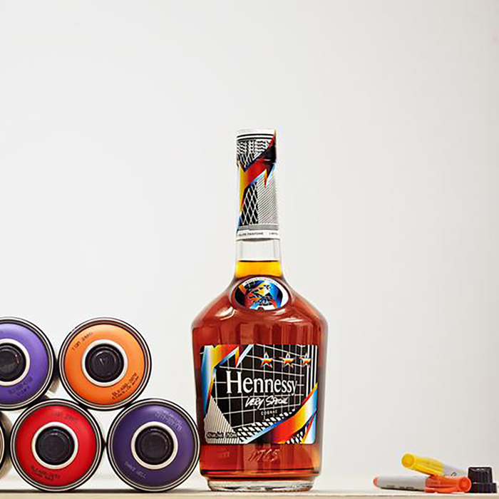 Hennessy V.S Limited Edition by Felipe Pantone