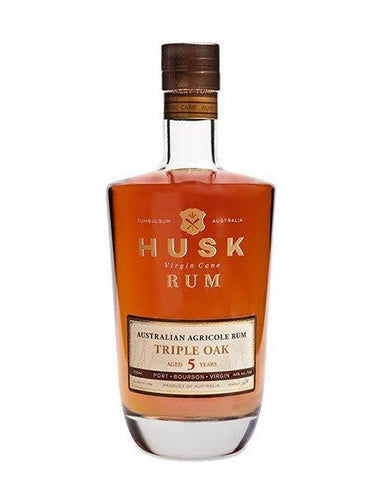 Husk Triple Oak 5 Year Rum - Kent Street Cellars