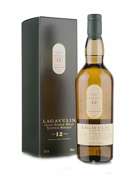 Lagavulin 12 Year Old Whisky (Limited Edition 2017 Release) - Kent Street Cellars