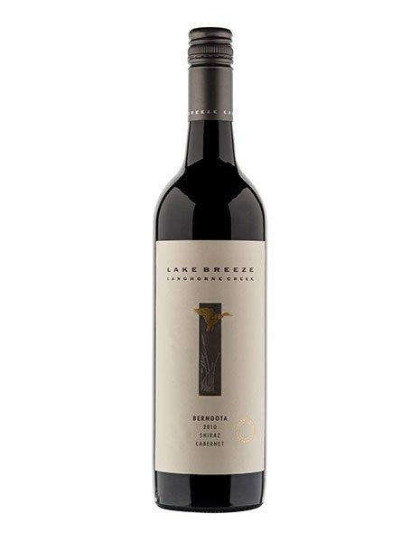 Lake Breeze Bernoota Shiraz Cabernet 2015 - Kent Street Cellars