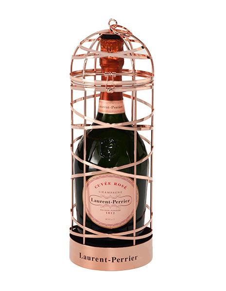 Laurent-Perrier Cuvee Rose Birdcage - Kent Street Cellars