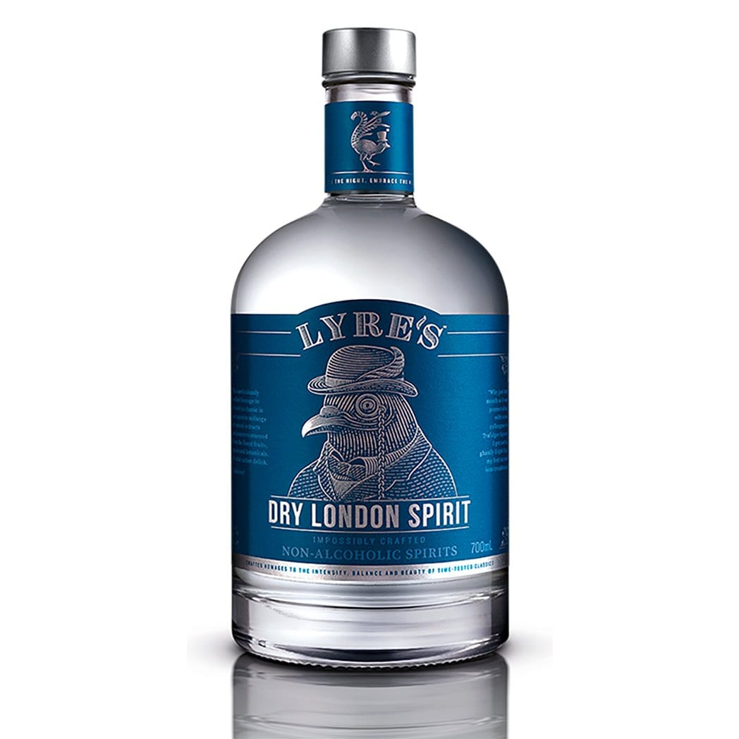 Lyre's Dry London Spirit 700ml - Kent Street Cellars