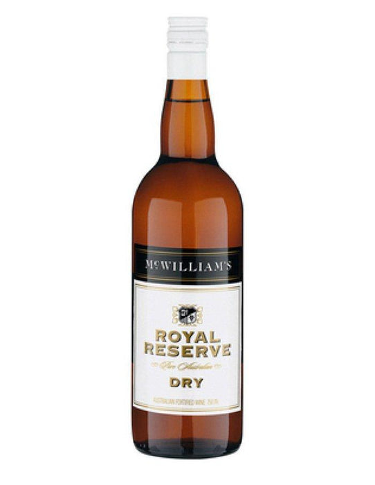 Mcwilliams Royal Reserve Medium Dry Sherry - Kent Street Cellars