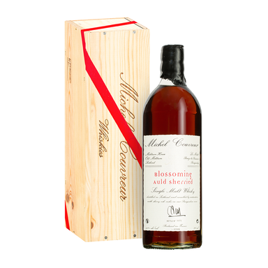 Michel Couvreur Blossoming Auld Sherried Single Malt Whisky 700ml - Kent Street Cellars