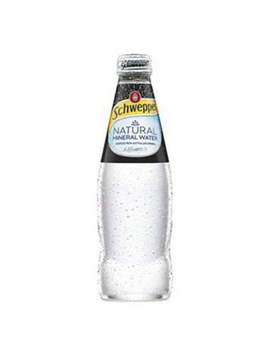 Schweppes Mineral Water 300ml (Case) - Kent Street Cellars