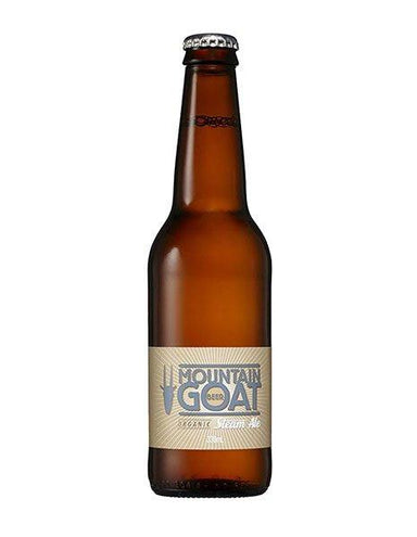 Mountain Goat Steam Ale (Case) - Kent Street Cellars