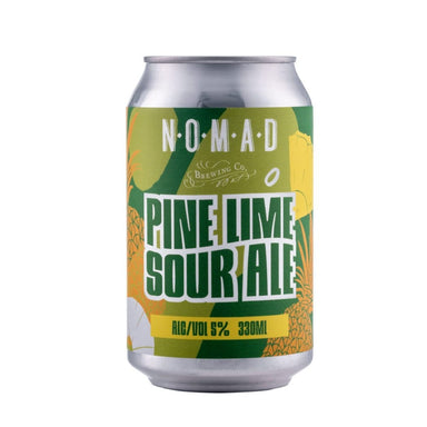 Nomad Brewing Co. Pine Lime Sour - Kent Street Cellars