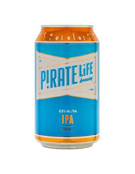 Pirate Life IPA (Case) - Kent Street Cellars