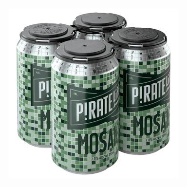 Pirate Life Mosaic India Pale Ale (4 Pack) - Kent Street Cellats