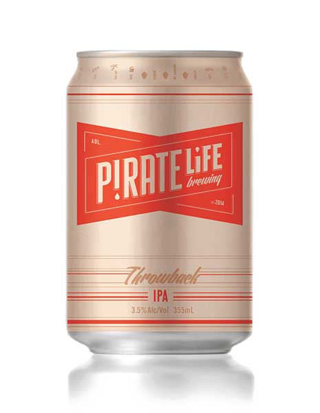 Pirate Life Throwback IPA (6 Pack) - Kent Street Cellars