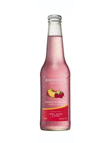 Rekorderlig Mango Raspberry Cider Cocktail (Case) - Kent Street Cellars