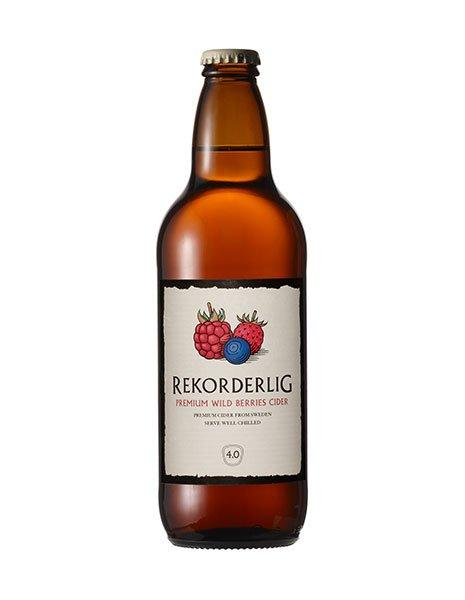 Rekorderlig Mixed Berry (Bottle) - Kent Street Cellars
