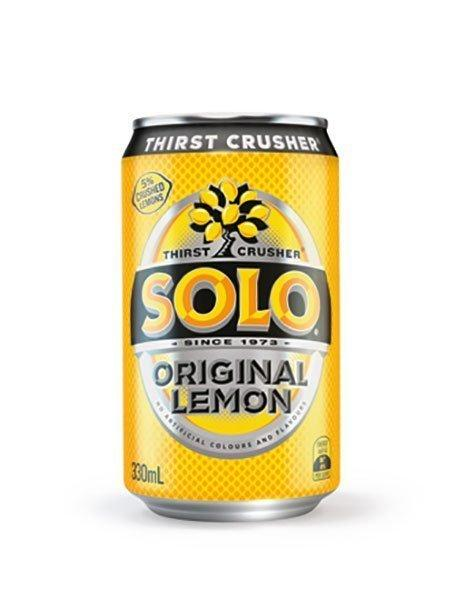 Solo Soft Drink Cans (Case) - Kent Street Cellars